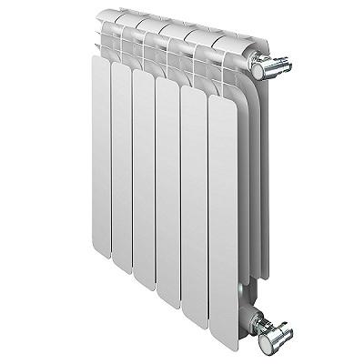 Radiateurs en aluminium