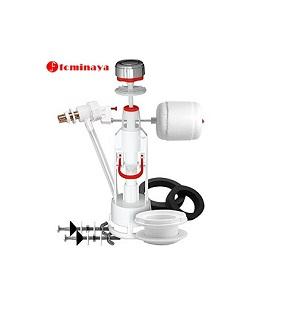 Mécanisme Chasse d'eau + Robinet Flotteur Haut