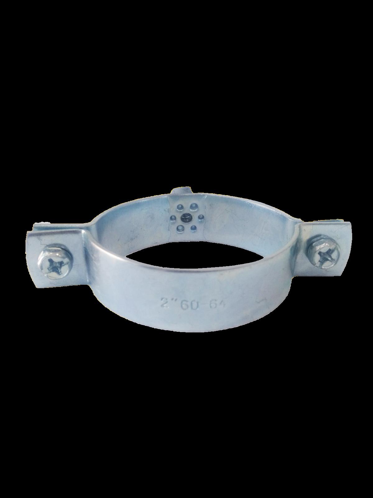 Colliers de fixation galvanisés Renforcés Sans Joint M8-10