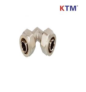 Coudes Égaux à Compression pour Tube Multicouche
