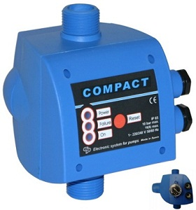 Contrôle Pompe à Eau (COMPACT 2)